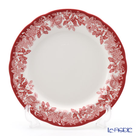 Spode Winter's Scene Plate 27 cm
