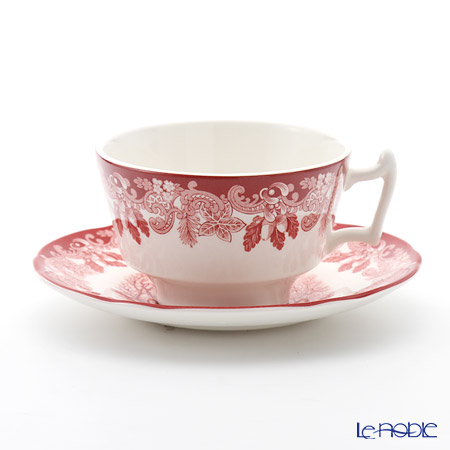 Spode Winter's Scene Tea Cup & Saucer