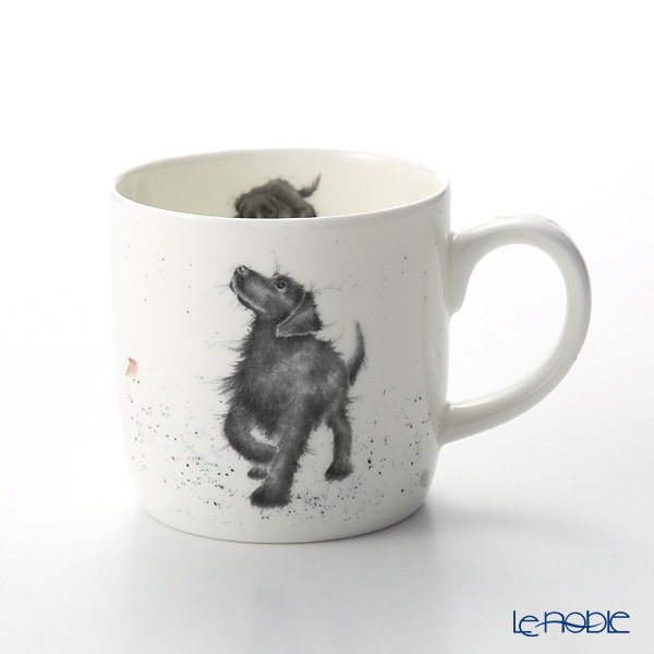 Royal Worcester Wrendale Walkies Fine Bone China Mug