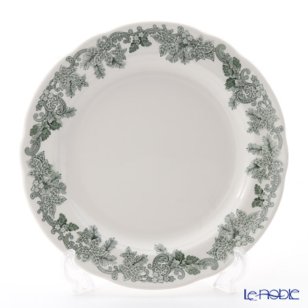 Spode Ruskin Wreath Dinner Plate 27 cm