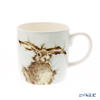 Royal Worcester 'Wrendale' Hare Brained (Hare / Rabbit) Large Mug 400ml
