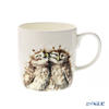 Royal Worcester 'Wrendale' The Twits (Owl / Bird) Large Mug 400ml