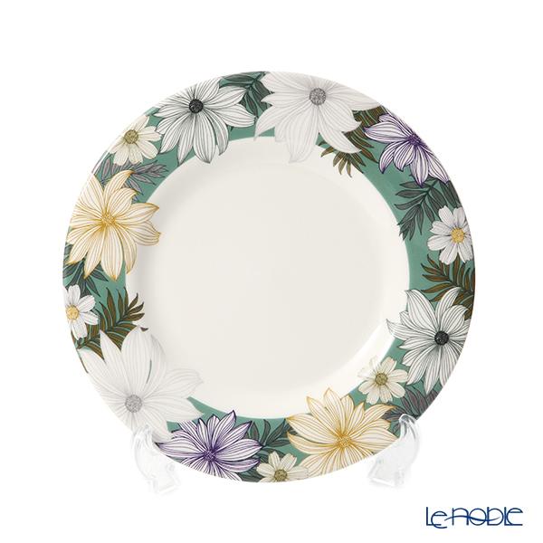 Portmeirion 'Atrium - Floral' Plate 22.5cm