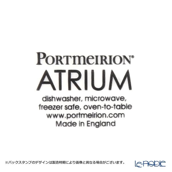 Portmeirion 'Atrium - Floral / Geo' Tea Cup & Saucer 280ml