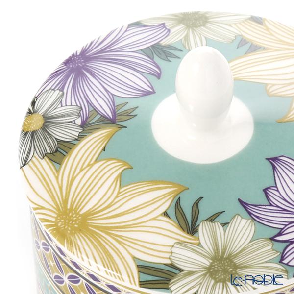 Portmeirion 'Atrium - Floral / Geo' Sugar Box 250ml