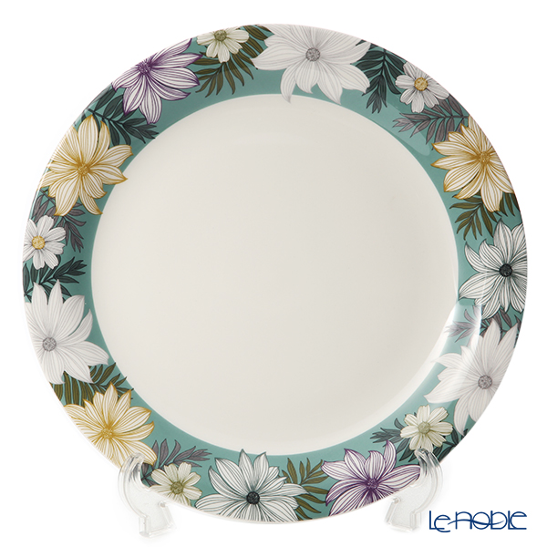 Portmeirion 'Atrium - Floral' Plate 33.5cm