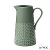 Portmeirion 'Atrium - Embossed' Green Large Jug 1400ml