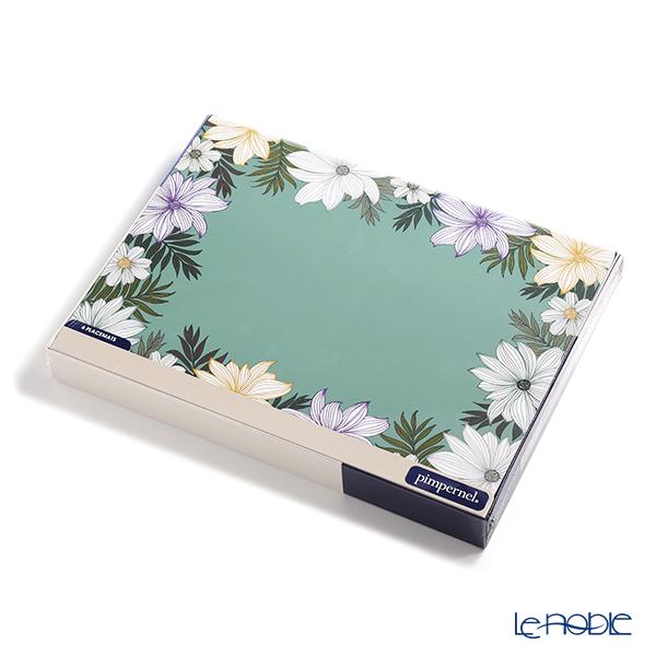 Pimpernel 'Atrium - Floret' Place Mat 30.5x23cm (set of 6)