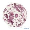 Spode 'Kingsley' White & Purple Plate 26.5cm