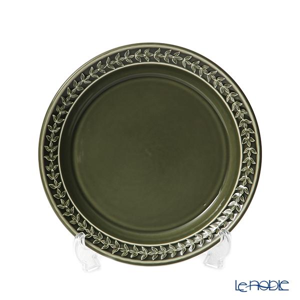Portmeirion 'Botanic Garden Harmony' Forest Green Plate 22cm