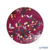 Portmeirion x Sarah Miller London 'Orchard' Mauve Purple Plate 20.5cm