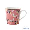 Portmeirion x Sarah Miller London 'Orchard' Coral Pink Mug 340ml