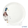 Royal Worcester Rendell Coupe Plate 26.7cm Duck