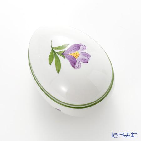 Augarten 'Wiener (Viennese) Flower' Crocus Lying Egg Box H5cm