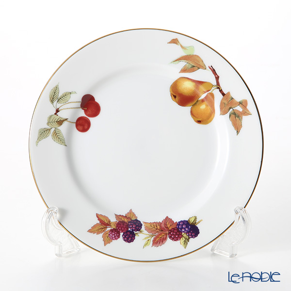 Royal Worcester Evesham Gold Plate 21 cm