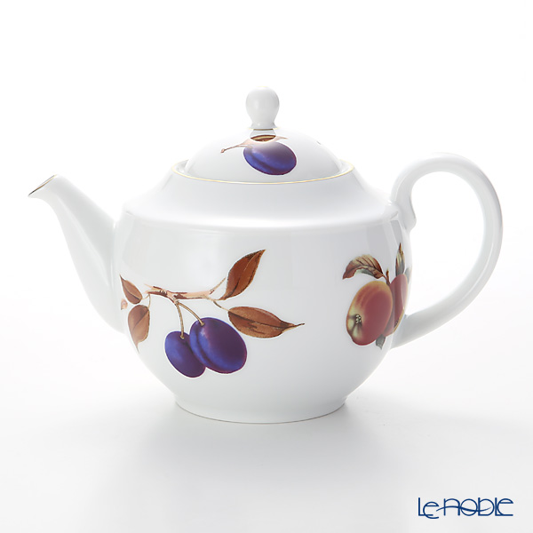 Royal Worcester Evesham Gold Teapot 1400 cc