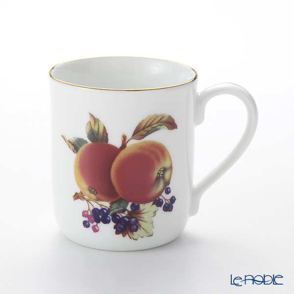 Royal Worcester 'Evesham Gold - Apple' Mug 280ml