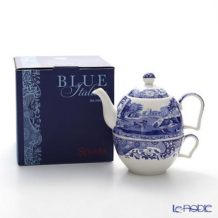 Spode Blue Italian Tea for One