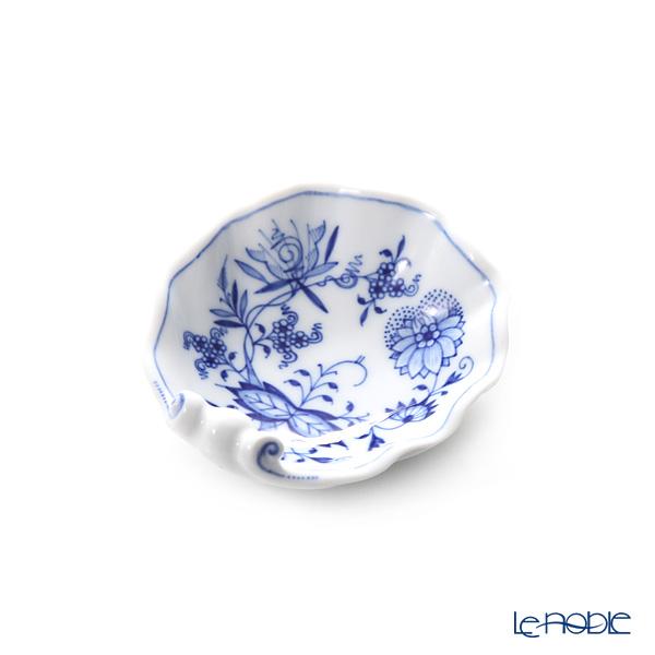 マイセン(Meissen) ブルーオニオン 800101/00208 シェルディッシュ 9×9.5cm