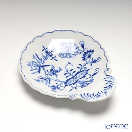 マイセン(Meissen) ブルーオニオン 800101/00211 アイスプレート 11×13cm