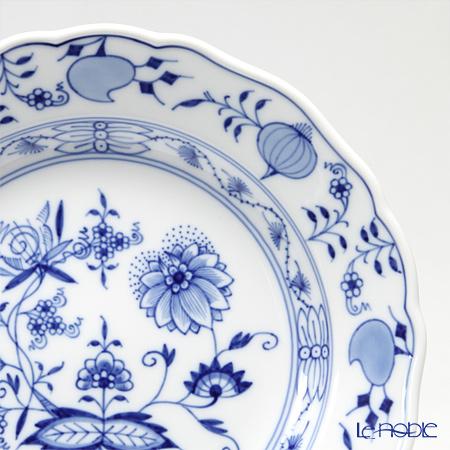 マイセン(Meissen) ブルーオニオン 800101/00472プレート 20cm