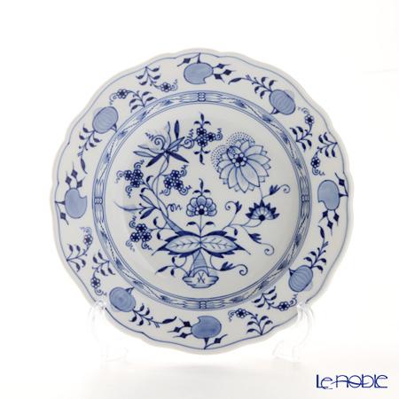 マイセン(Meissen) ブルーオニオン 800101/00487 スープ皿 20cm