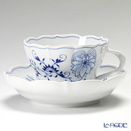 マイセン(Meissen) ブルーオニオン 800101/00586コーヒーカップ&ソーサー 300cc