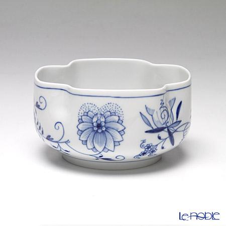 マイセン(Meissen) ブルーオニオン 800101/44007 木瓜型小鉢