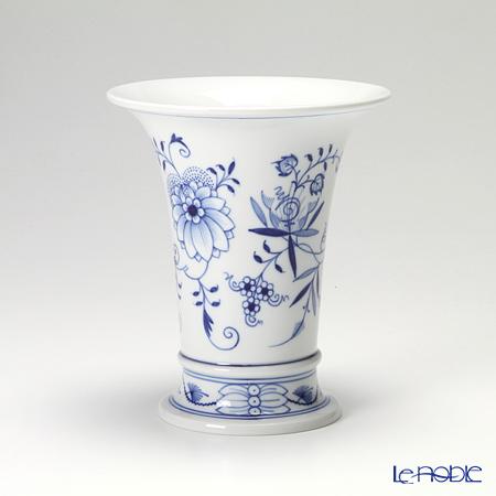 マイセン(Meissen) ブルーオニオン 800101/50035花瓶 16cm
