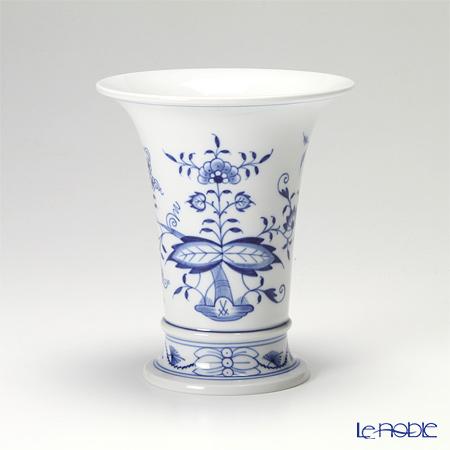 マイセン(Meissen) ブルーオニオン 800101/50035 花瓶 16cm