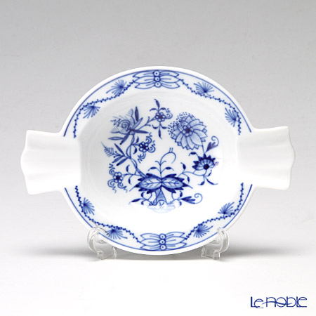 Meissen 'Blue Onion' 800101/53543 Ashtray 14x9cm