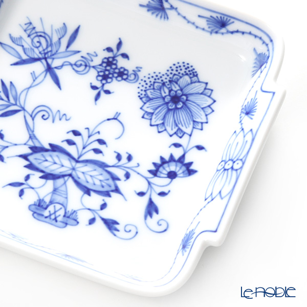Meissen 'Blue Onion' 800101/53622 Dish 11x10.5cm