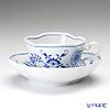 マイセン(Meissen) ブルーオニオン 800101/55863ティーカップ&ソーサー 150cc