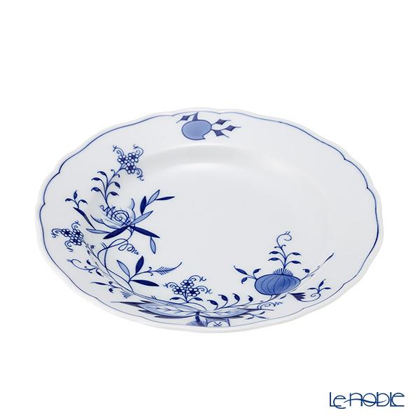 マイセン(Meissen) ブルーオニオン スタイル 801001/00472プレート 20cm