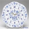 マイセン(Meissen) ブルーオニオン 801801/53m04掛け時計 30cm