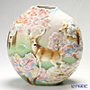 Franz Collection Deer in blossom Large Vase FZ02805 [Limited Edition 2,000]