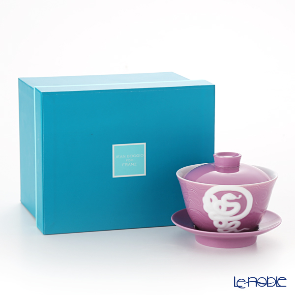 Franz collection Zodiac cups Snake / Serpent (purple) JB00911