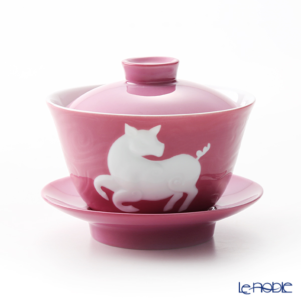 Franz Collection Jean Boggio Chinese Zodiac Pig Cup & Saucer JB00917