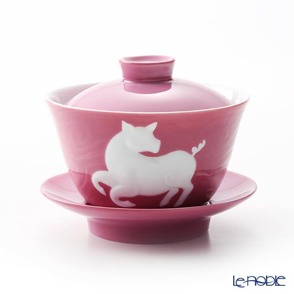 フランツ・コレクション 干支カップ 亥/猪(ピンク) JB00917