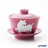 Franz collection Zodiac cups Pig / boar (Pink) JB00917