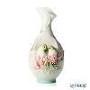 Franz Collection 'Japanese White Eye Albizia (Bird Animal & Flower)' FZ03118 Sculptured Vase H28.5cm