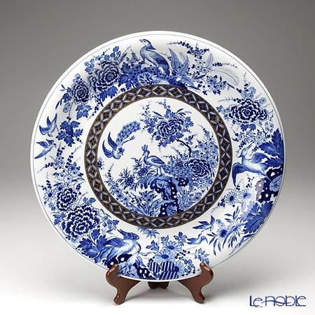 マイセン(Meissen) リミテッドエディション 821084/54m41 飾り皿 46cm(鳥の楽園)