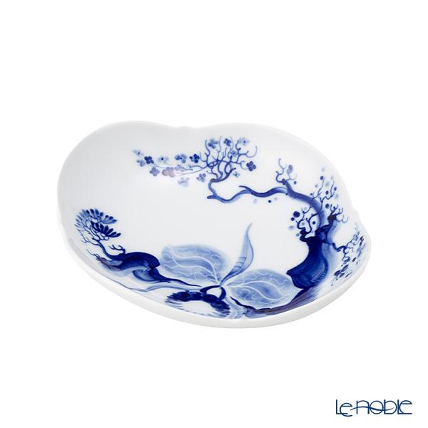 Meissen blue Orchid 824001 / 23284 16 Cm Hors d'oeuvre dish