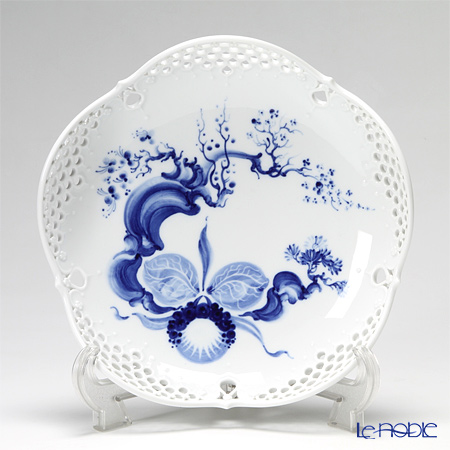 マイセン(Meissen) ブルーオーキッド 824001/54930 ディッシュ 23.5cm