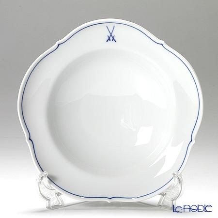 マイセン(Meissen) ホワイトマイセン(VIP) 825009/23488 スーププレート 23cm