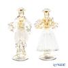 Balalin Figurine Pair Small H20cm White x White 0018/17