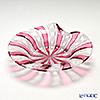 Ballarin 'Ruby x White Lace' #4016 Rim Plate 17cm