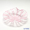 Ballarin 'Pink Lace' #4016 Rim Plate 17cm
