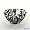 Ballarin 'Black Lace' #4047/P Footed Bowl 13cm