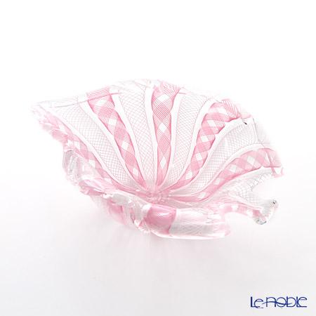 バラリン リーフ ボウル #4137 ピンク